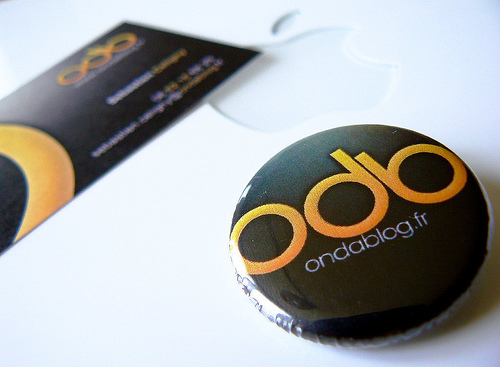 Badges et cartes Ondablog