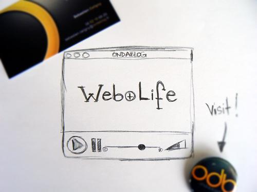 Web + Life