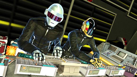 DJ-Hero---Daft-Punk-Mixology