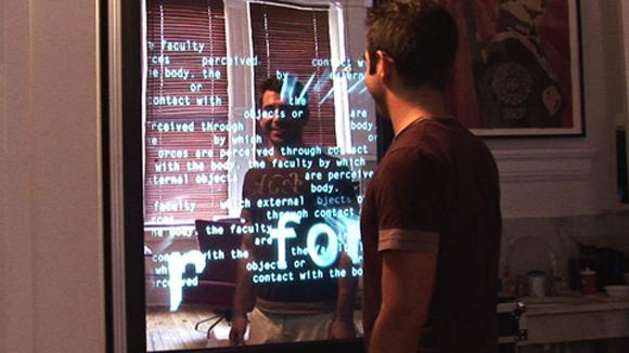 Interactive-Mirror