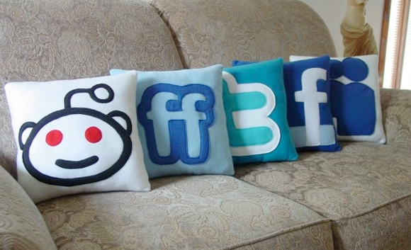 Social-Pillows